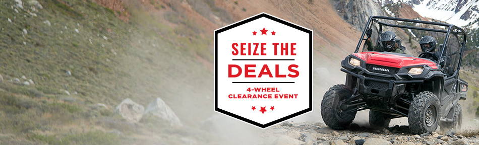 Honda And Honda Financial ServicesSM Want You To Get A Great Deal On Your  Next Motorcycle Or Powersports Product. With Special Offers Like Factory To  Dealer ...